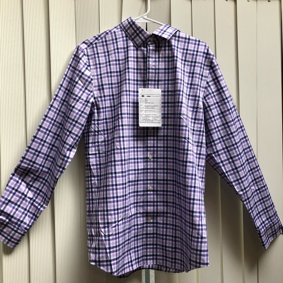 Banana Republic Other - New with tags purple and white banana republic